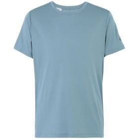《期間限定 セール開催中》ADIDAS メンズ T シャツ ライトグリーン S ポリエステル 64% / セラミック ポリエステル 36% FreeLift chill