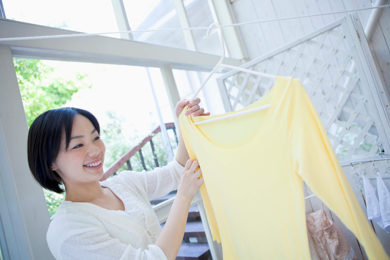 洗濯の部屋干しにはコツがあった!知っておくと便利なテク6選