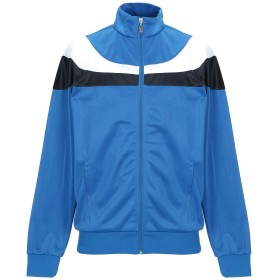 《セール開催中》SERGIO TACCHINI メンズ スウェットシャツ アジュールブルー L ポリエステル 100%
