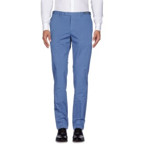 《期間限定セール開催中!》PT01 メンズ パンツ ブルー 44 コットン 98% / ポリウレタン 2%