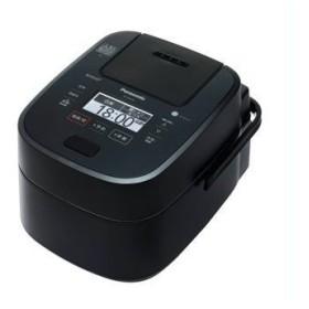 PANASONIC SR-VSX109-K ブラック Wおどり炊き [スチーム&可変圧力IHジャー炊飯器 (5.5合炊き)]