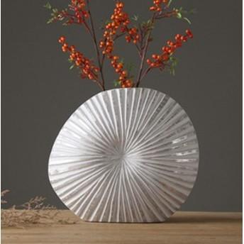 Flower base フラワーベース 花瓶 中 モダン スタイリッシュ 花瓶 花器 樹脂製 インテリア 置物 一輪挿し 花瓶 アート 15972224