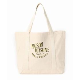 【イエナ/IENA】 MAISON KITSUNE SHOPINNG PALAIS ROYAL トートバッグ