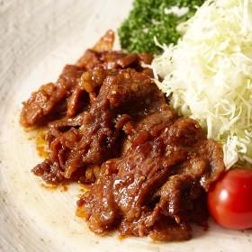 【夕ごはん・お弁当ストック】 豚生姜焼き