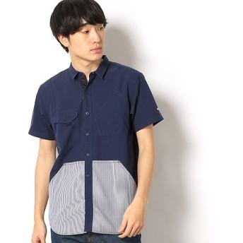 [マルイ]【セール】メンズ シャツ(ヒューソンパークショートスリーブシャツ)/コロンビア(Columbia)