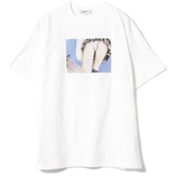Dunno / Meteor Tee メンズ Tシャツ WHITE S