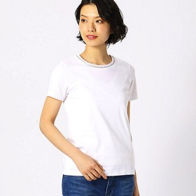 <COMME CA ISM (レディース)> アビガイル Tシャツ(1268CL15) 01【三越・伊勢丹/公式】