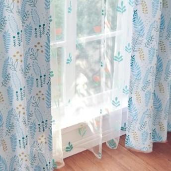 透け感がきれいなオパールカーテン