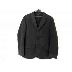 【中古】 アニエスベー agnes b ジャケット サイズ48 L メンズ 黒
