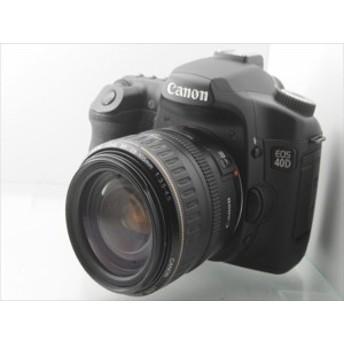 【中古 保証付 送料無料】Canon デジタル一眼レフカメラ EOS 40D EF レンズ 28-105mm F3.5-4.5 USM レンズセット 一眼レフカメラ 初心者