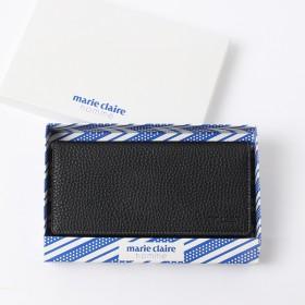 【マリ・クレールオム】束入れ財布(メンズ) クロ