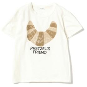 Picnik / Joan 半袖 Tシャツ 19 (4~6才) キッズ Tシャツ PRETZEL 6y