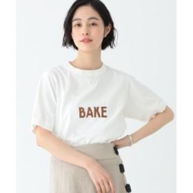 Jackman / ロゴ リブ Tシャツ レディース Tシャツ BAKE ONE SIZE
