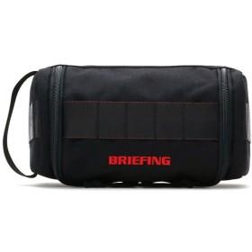 ギャレリア ブリーフィング ゴルフ BRIEFING GOLF ポーチ BOX POUCH GOLF ボックスポーチ BRG191A15 ユニセックス ブラック F 【GALLERIA】