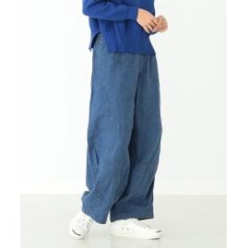 NEEDLES × BEAMS BOY / HD Pants ● レディース デニムパンツ INDIGO ONE SIZE