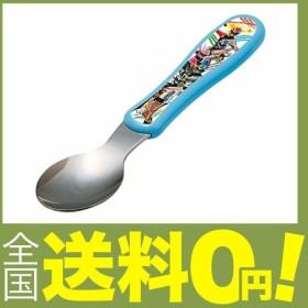小森樹脂 子ども用カトラリー ブルー 13.5cm