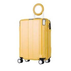6720-49 防犯ブザー機能。LEDライト付きハードキャリーケース 35L レジェンドウォーカー LEGEND WALKER スーツケース(旅行バッグ)