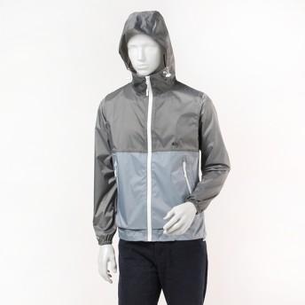 レインコート ジャケット(ユニセックス) ウスグレー