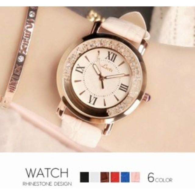 3b90775416 腕時計 レディース レディース腕時計 キラキラ 安い おしゃれ プレゼント Jewel ジュエル ムーブストーンウォッチ
