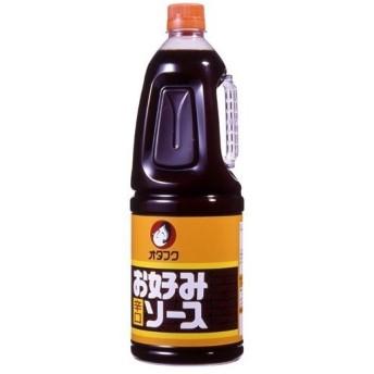 オタフク お好みソース 辛口 ( 2.1kg )