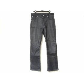 【中古】 ベルスタッフ BELSTAFF パンツ サイズ50 メンズ 黒