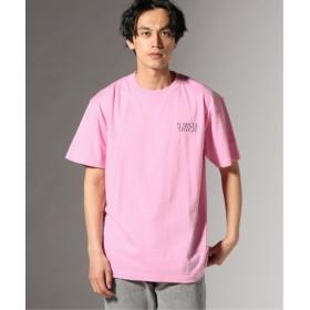JOURNAL STANDARD PURPLE THINGS/ パープルシングス: BACK WARD Tシャツ ピンク XL