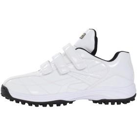 野球 トレーニングシューズ SA-GEAR野球トレーニングシューズMS メンズ s.a.gear (エスエーギア) SA-Y19-001-024 ホワイト/ホワイト