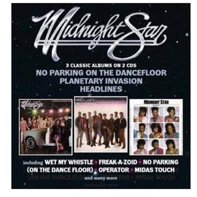 Midnight Star No Parking on the