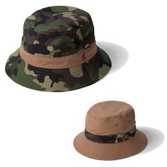 グラミチ GRAMICCI シェルリバーシブルハット SHELL REVERSIBLE HAT カジュアル 帽子