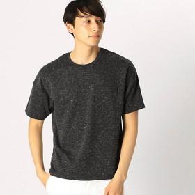 【SALE(伊勢丹)】<COMME CA ISM (メンズ)> Tシャツ(4764TL09) ブラック 【三越・伊勢丹/公式】