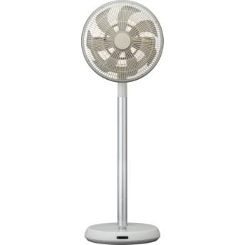 ULKF-1302D-WH リビング扇風機 Kamome DCリビングファン ホワイト [DCモーター搭載 /リモコン付き]