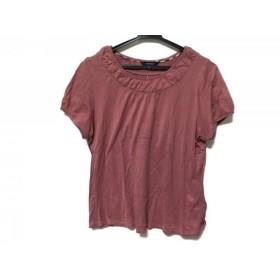 【中古】 バーバリーロンドン Burberry LONDON 半袖Tシャツ サイズ5 XS レディース ピンク