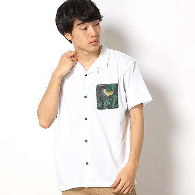 [マルイ]【セール】メンズ シャツ(ポーラーパイオニアショートスリーブシャツ)/コロンビア(Columbia)