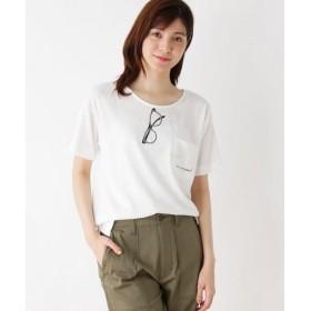 HusHusH / ハッシュアッシュ メガネポケットTシャツ