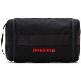 ギャレリア ブリーフィング ゴルフ BRIEFING GOLF SHOES CASE 2 シューズケース BRG191A13 ユニセックス ブラック F 【GALLERIA】