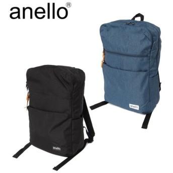アネロ anello ショルダーバッグ メンズ レディース GR 撥水ボックスリュック GU-A0827