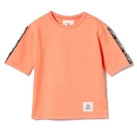 SMOOTHY / テープライン Big Tシャツ 19 キッズ Tシャツ ORANGE M