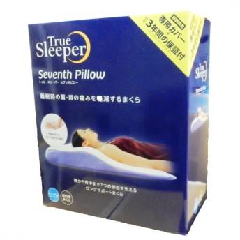 トゥルースリーパー 枕 白 シングル セブンスピローシングル (低反発枕) 正規品