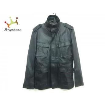 ダイヤモンドギーザー DiamondGeezer ライダースジャケット サイズ2 M メンズ 黒 春・秋物 新着 20190402