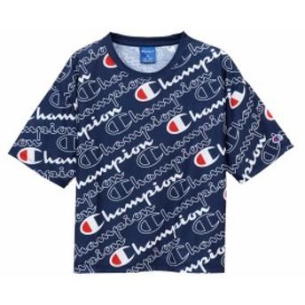 チャンピオン:【レディース】Tシャツ【Champion T SHIRT カジュアル 半袖 シャツ】