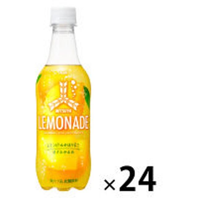 アサヒ飲料 三ツ矢 レモネード 450ml 1箱(24本入)