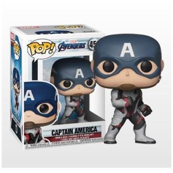 POP! 『アベンジャーズ/エンドゲーム』キャプテン・アメリカ(スーツ版)[ファンコ]《発売済・在庫品》