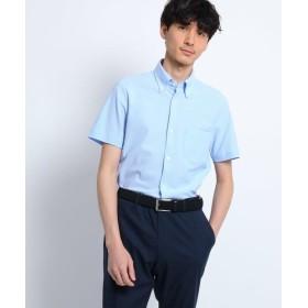 【50%OFF】 タケオキクチ CS_カノコジャージシャツ メンズ ライトブルー(091) 03(L) 【TAKEO KIKUCHI】 【セール開催中】
