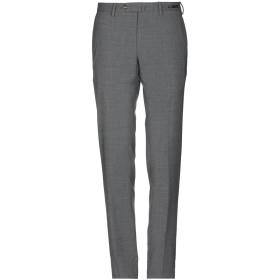 《セール開催中》PT01 メンズ パンツ 鉛色 56 ポリエステル 54% / バージンウール 44% / ポリウレタン 2%