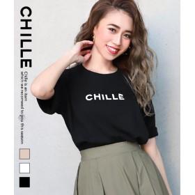 【セール開催中】ANAP(アナップ)CHILLEロゴTシャツ