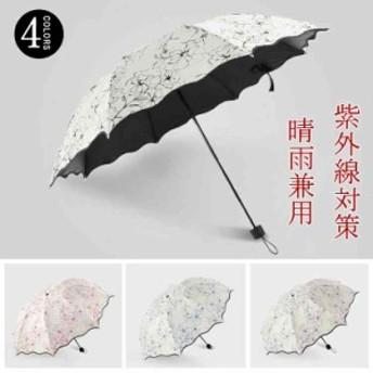 日傘 折りたたみ 遮光 uvカット おしゃれ 折りたたみ傘 軽量 晴雨兼用 日傘 レディース ひんやり傘 紫外線 対策 遮熱 傘