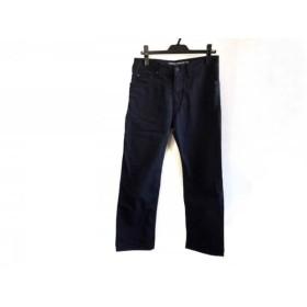 【中古】 エンポリオアルマーニ EMPORIOARMANI パンツ サイズ31 メンズ ネイビー
