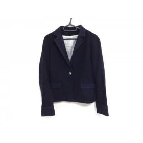 【中古】 アルチザン ARTISAN ジャケット サイズ9 M レディース ネイビー 冬物