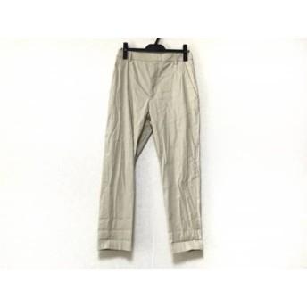 【中古】 イザベルマランエトワール ISABEL MARANT ETOILE パンツ サイズ36 S レディース 美品 ベージュ