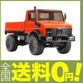 タミヤ 1/10 電動RCカーシリーズ No.609 メルセデス・ベンツ ウニモグ 425 (CC-01シャーシ) オフロード 58609